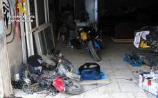 Cuatro jóvenes, arrestados en Torre Pacheco por la sustracción de ciclomotores