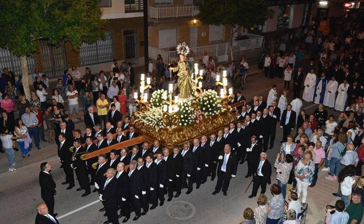 Procesión Patrona de Torre Pacheco