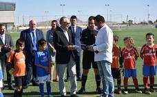 El polideportivo recordará las gestas deportivas de 'Tatono'