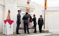 La AGA conmemora el Día de los Caídos en Torre Pacheco y San Javier