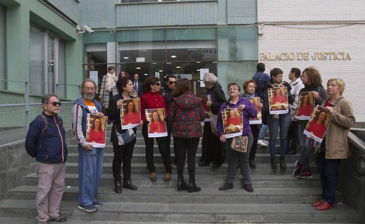 Piden 27 años de cárcel al presunto asesino de su vecina en Torre Pacheco
