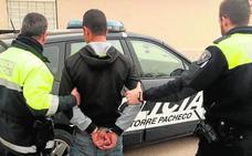Los robos en viviendas Torre Pacheco bajan un 28% desde principios de año