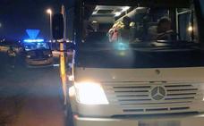 Denuncian por segunda vez en 15 días a un conductor de autobús por dar positivo en cocaína y cannabis