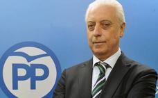 El abogado Antonio Garre se perfila como el nuevo presidente del PP de Torre Pacheco