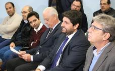 Antonio Jesús Garre, nuevo presidente del PP de Torre Pacheco