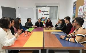 Cinco inscritos en la Garantía Juvenil desarrollarán dos proyectos locales