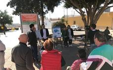 San Cayetano estrenará un parque infantil inspirado en el mar