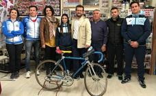 El Museo de la Bici muestra la historia del ciclismo y sus ases locales