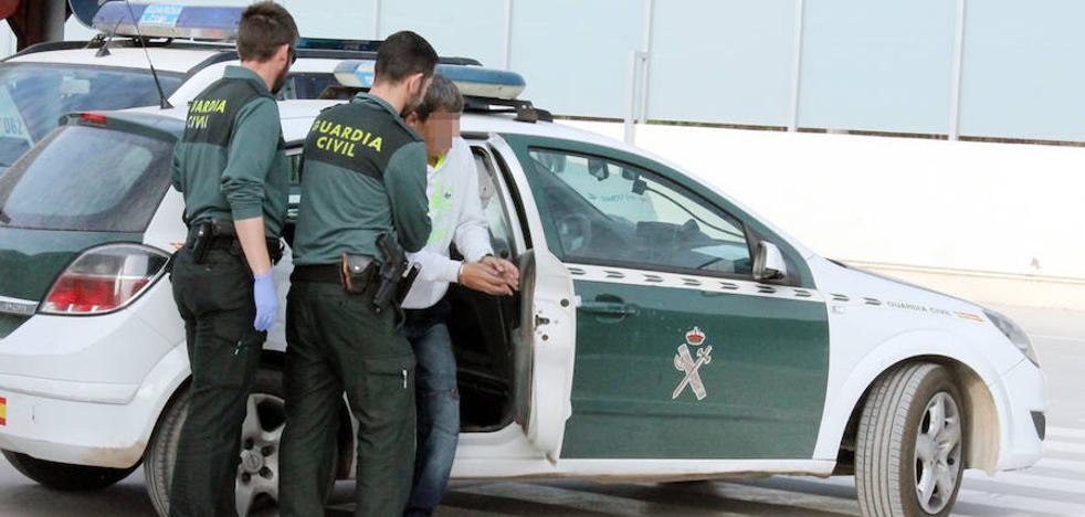 Detenido un experto delincuente como presunto autor de dos asaltos a un comercio en Torre Pacheco