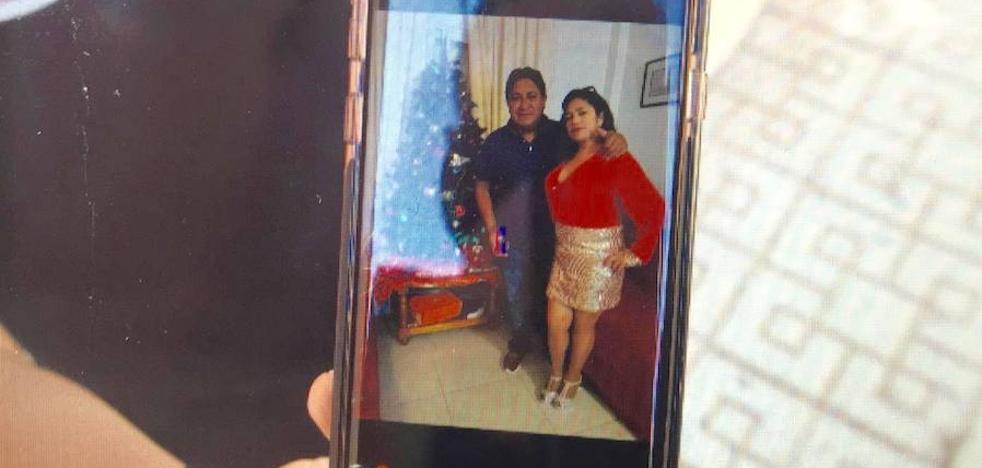 El presunto asesino fue detenido cuando ya había facturado la maleta