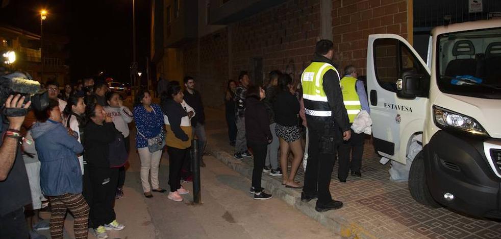 Detenido en el aeropuerto de Alicante el presunto autor del crimen machista en Torre Pacheco cuando iba a huir