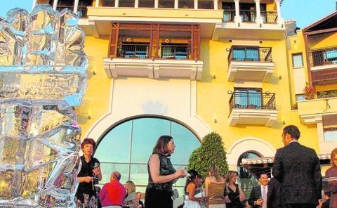 La Sareb alquila el hotel Mar Menor Golf a la cadena Senator durante dos años