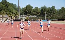 La pachequera Lidia Sánchez bate el récord regional en 200 metros lisos