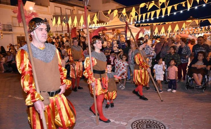 Desfile Trinitario Berberisco