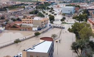 El alcalde de Torre Pacheco reclama «infraestructuras hidráulicas en vez de duplicar aeropuertos»