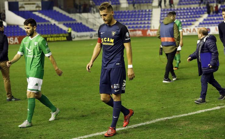 Una siesta de hora y media en el empate entre el UCAM y el Villanovense (0-0)