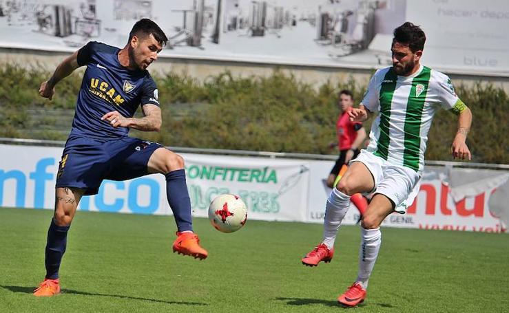 Los universitarios siguen sin levantar cabeza tras caer ante el Córdoba B (1-0)