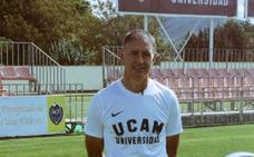 Canales, extécnico del UCAM, nuevo entrenador de porteros del Real Madrid de Lopetegui