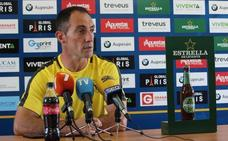 Munitis: «Nos gustaría llegar al primer partido de Liga en otra situación»