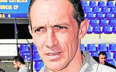 Pedro Munitis se reencuentra con el Racing de Santander