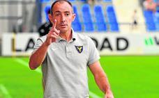 Pedro Munitis: «El partido ante el colista es muy, muy, muy peligroso»