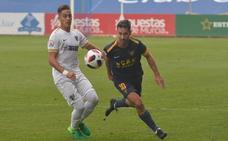 El UCAM CF golea al filial del Málaga