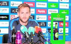 Titi: «Me ilusionó marcar tres goles, pero es anecdótico, lo que importa es ganar»