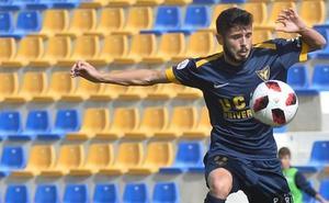 El UCAM CF cae del liderato tras perder en Badajoz