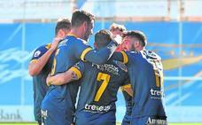El gol es cosa de todos en el UCAM de Pedro Munitis