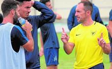 Pedro Munitis: «El Almería B ya demostró frente al Cartagena que es un equipo competitivo»