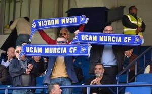 El UCAM CF donará lo que recaude con las entradas del Fondo Norte, para el próximo partido, a Assido