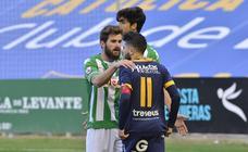 El UCAM no sale del empate ante el Sanluqueño