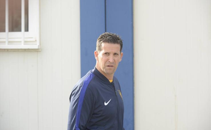 Juan Merino, nuevo técnico del UCAM