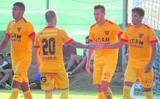 El UCAM de Albés empata ante el filial del Valencia en el Pinatar Arena