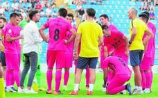 Derrota del UCAM en los penaltis ante el Hércules