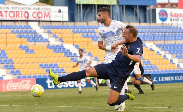 El UCAM salva un punto contra el Marbella (2-2)
