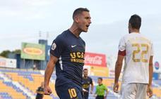 El UCAM salva un punto contra el Marbella