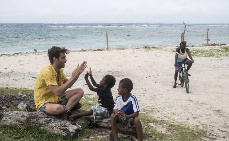 El gran viaje de Kortajarena a Vanuatu
