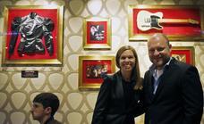 Hard Rock Cafe abre en Valencia con objetos de Madonna, Michael Jackson, Bruce Springsteen y Shakira