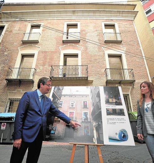 Santa Quiteria contará con un museo al aire libre y una calle de las Letras