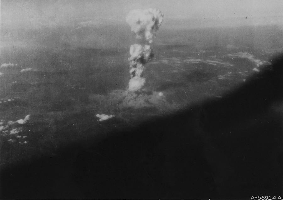Muere la superviviente que informó del bombardeo de Hiroshima