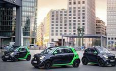 La gama eléctrica de Smart se presenta en España