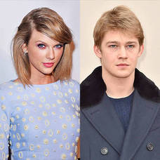 Captan la primera imagen de Taylor Swift y Joe Alwyn juntos