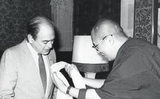 Oleguer Pujol compara a su padre con el Dalai Lama