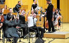 Carlos Piñana estrena 'Rubato' con la sinfónica
