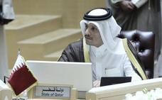 Catar excluye una «solución militar» para su crisis diplomática
