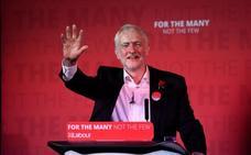 Jeremy Corbyn, el viejo laborista paciente