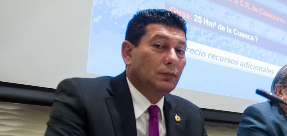 Manuel Martínez, nuevo líder de la comunidad de usuarios del Campo de Cartagena