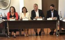 López Miras: «Soy un presidente trasvasista»