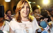 El PSOE andaluz lanza las primarias con Susana Díaz como candidata a la reelección
